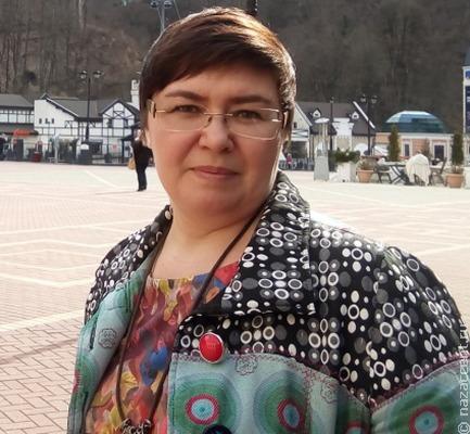 Горяйнова Наталья Владимировна