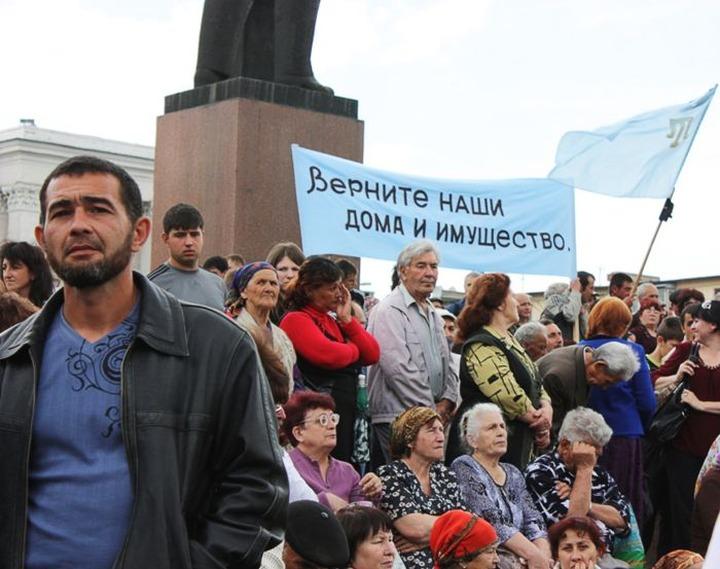 Эксперт о Крыме: Землю нельзя закрепить за национальностями
