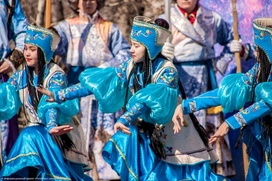 В Абакане отпраздновали хакасский новый год Чыл Пазы