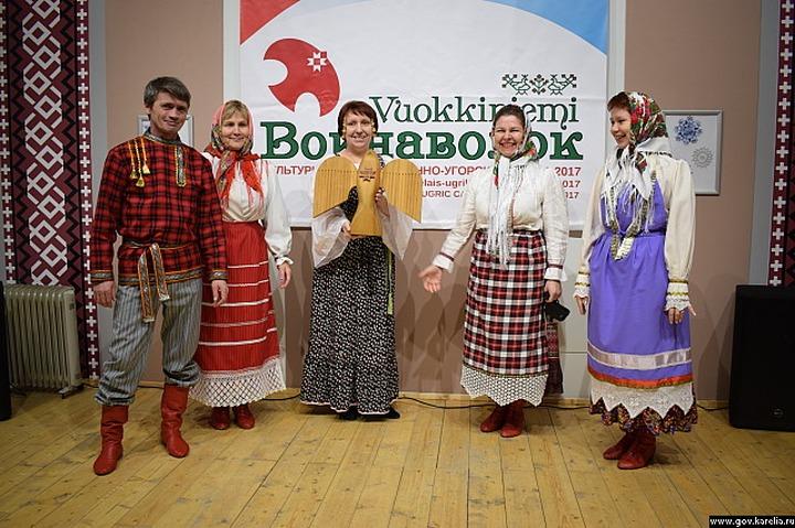 Карельский Вокнаволок вступил в права культурной столицы финно-угорского мира