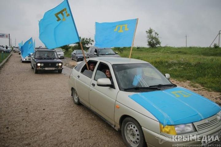 Суд оправдал участников автопробега на День депортации в Крыму