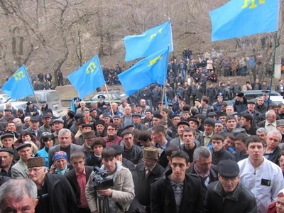 Крымские татары ждут от правозащитников правды о жизни в Крыму