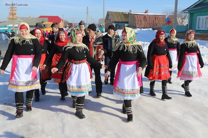 Марийская Масленица в Культурной столице финно-угорского мира