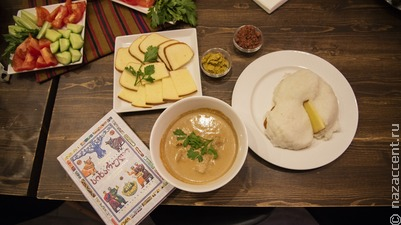 В Google запустили проект о национальной кухне в России