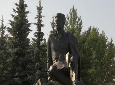 В Казани установили памятник башкирскому поэту для укрепления межнациональной дружбы