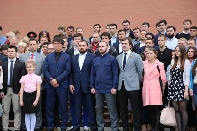 Кавказская молодежь вспомнила героев Великой Отечественной Войны
