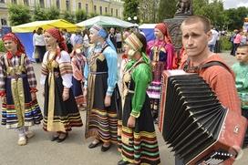 """В Пензе проведут этнокультурный фестиваль """"Сурский Яръ"""""""