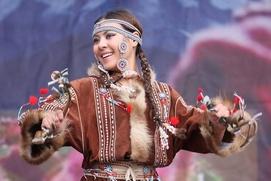 Сферический кинотеатр откроется на празднике коренных народов на Таймыре