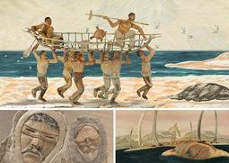 Выставка быта древних эскимосов Эквена откроется в Санкт-Петербурге