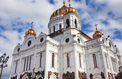 Казаки со всей России соберутся в Храме Христа Спасителя