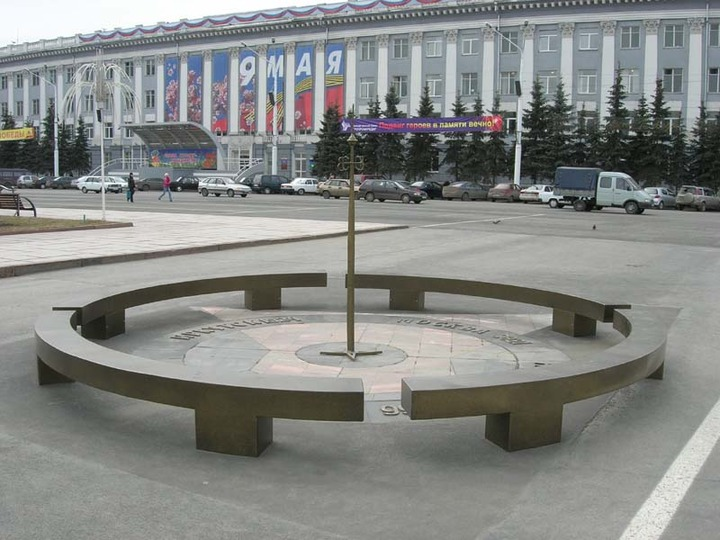 В Кемерово допросили руководителя оргкомитета Национально-Демократической Партии