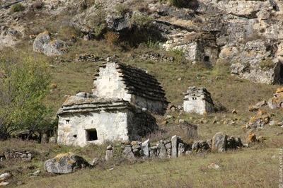 Знаменитый осетинский некрополь закроют для туристов