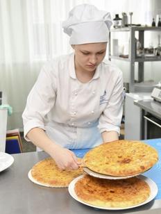 Отборочные соревнования WorldSkills Russia по выпечке осетинских пирогов прошли в Северной Осетии