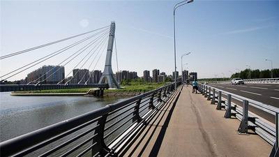 Власти Петербурга назвали мост в честь Ахмата Кадырова