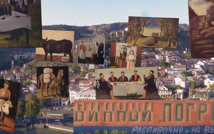 Леонид Парфенов представил новый фильм о русских грузинах [ВИДЕО]