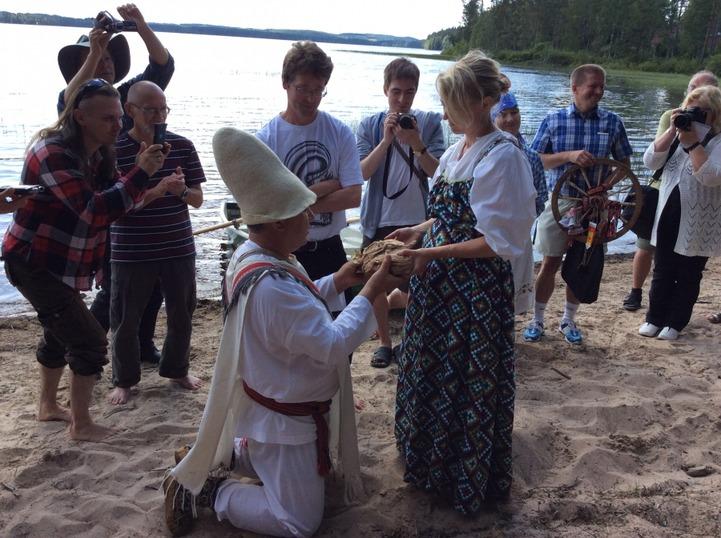 Российские художники примут участие в этнофутуристическом симпозиуме в Финляндии