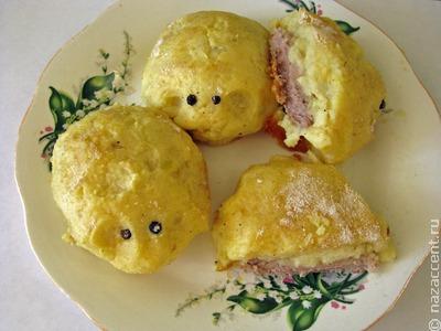 Картулипорсс (картофельные поросята)