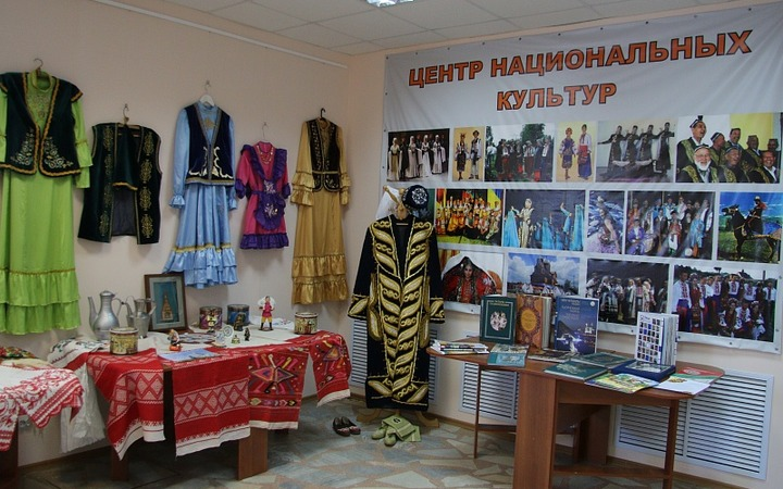 В Подмосковной Дубне стартовала Неделя татарской культуры