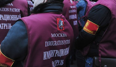 МВД: 42% преступлений в Москве совершают приезжие из ближнего зарубежья