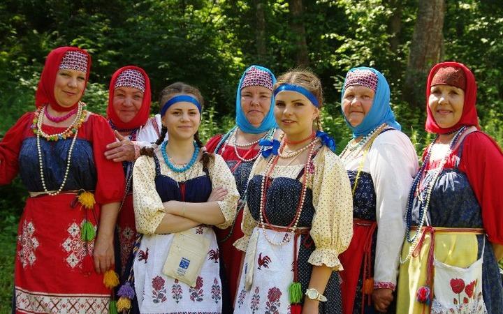 """Вологодские вепсы накормят гостей праздника """"Древо жизни"""" знаменитой традиционной ухой"""