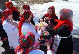 """Марийский календарно-обрядовый праздник """"Кугече"""" прошел в Шоруньже"""