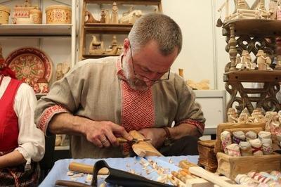 В Карелии стартует Весенняя ярмарка народных художественных промыслов