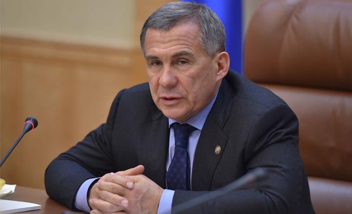 Президент Татарстана выступил за обязательное изучение татарского языка в школах