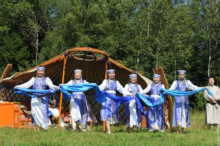 День бурятской культуры пройдет в Москве