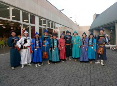 Бурятские артисты участвуют в фестивале коренных народов в Италии
