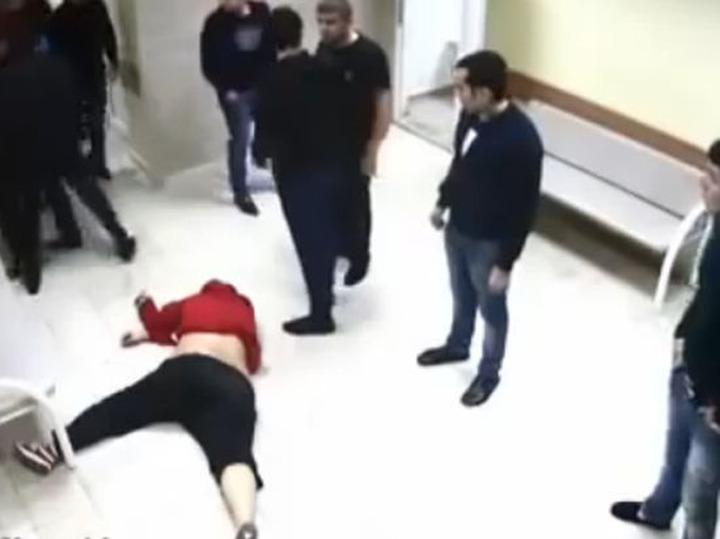 Завершено расследование дела о массовой драке в больнице Минвод