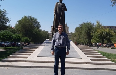 Русский националист получил статус беженца в Армении