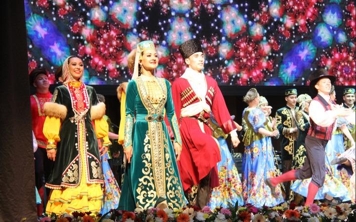 Федеральный татаро-башкирский Сабантуй отметили в Новосибирске
