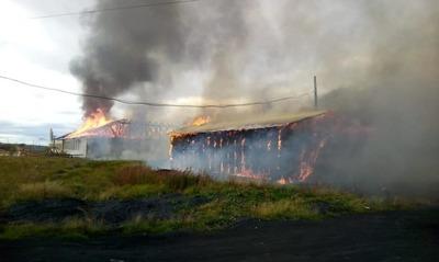 Единственную нганасанскую школу на Таймыре не успели восстановить к 1 сентября