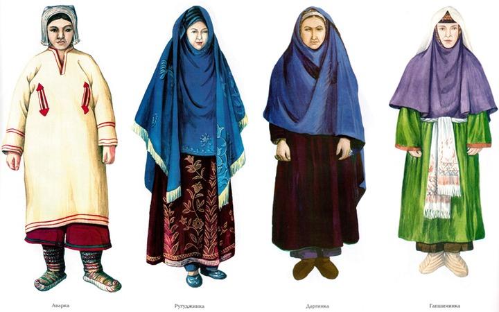 В Махачкале открывается выставка традиционной одежды