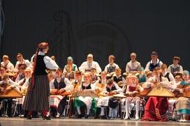 В Карелии соберут самый большой в истории оркестр кантелистов