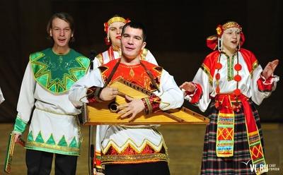 """В Смоленске пройдет фольклорный фестиваль """"Места родные"""""""