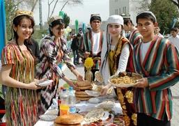 В Тюмени отпраздновали Навруз