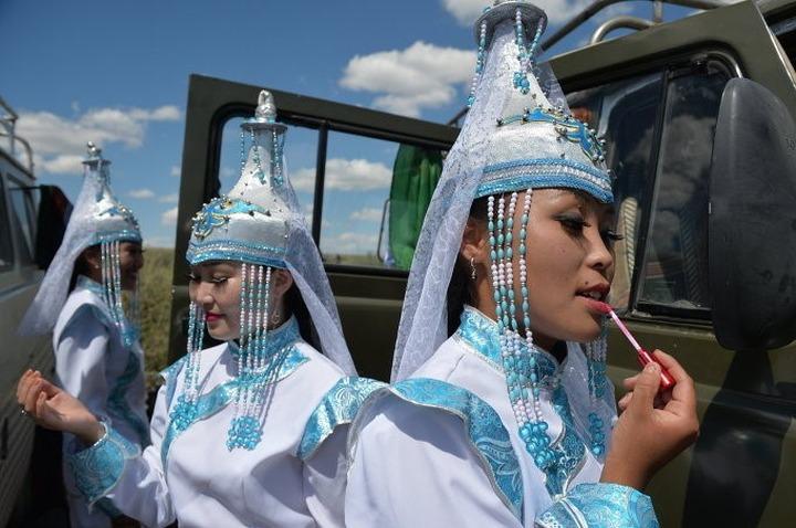 Праздник тувинских танцев пройдет на Торе-Холе