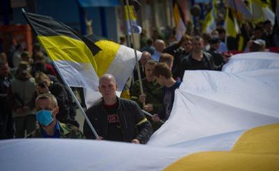 """Националисты Саратова считают, что """"Русский марш"""" в их городе запретили из-за событий в Бирюлеве и теракта в Волгограде"""