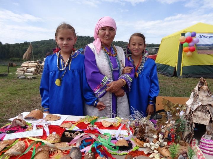 В Бийске провели кумандинский фестиваль