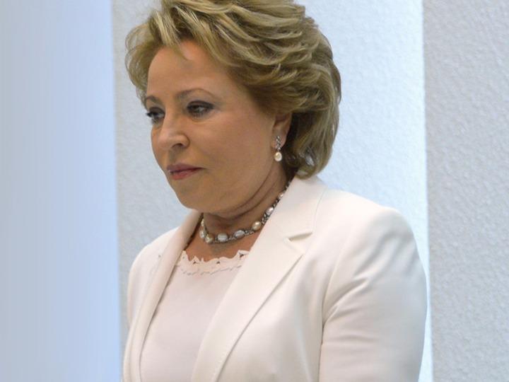 Матвиенко назвала поддержку национальных театров одним из основных направлений нацполитики