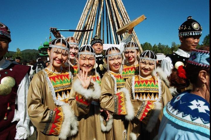 В Тюмени завершился Межрегиональный смотр этнокультурных центров коренных народов