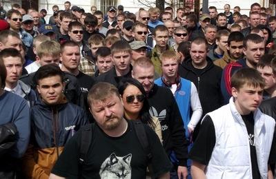 В Твери совершено нападение на одного из организаторов посвященного драке между русскими и азербайджанцами митинга