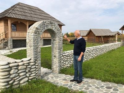 Парк дружбы народов строят в Самаре
