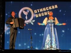 """Конкурс славянской песни """"Оптинская весна-2014"""""""