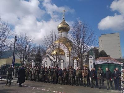 Ставропольские казаки — ветераны боевых действий объединятся в совет