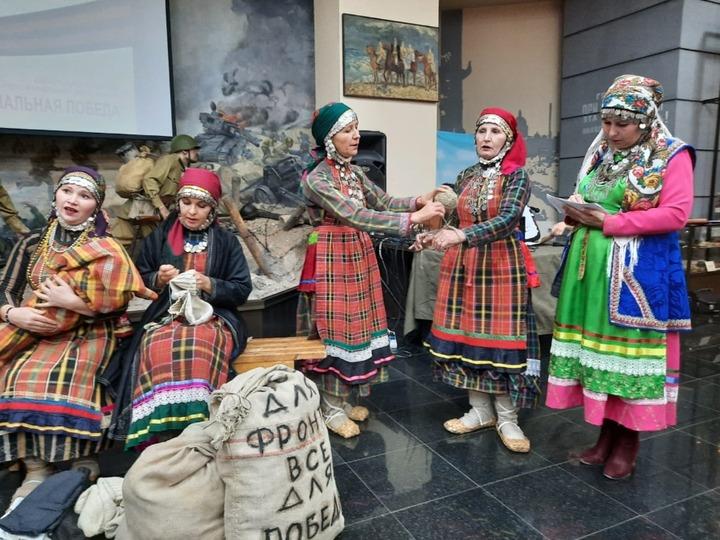 В Уфе напомнили о вкладе народов России в Великую Победу