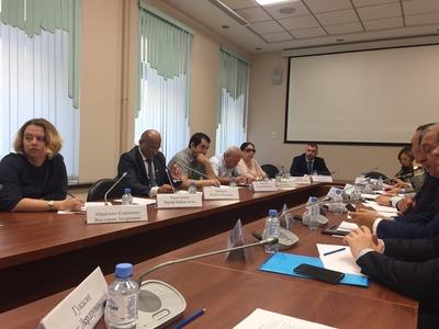 Межнациональные вопросы в период голосования обсудили в Москве