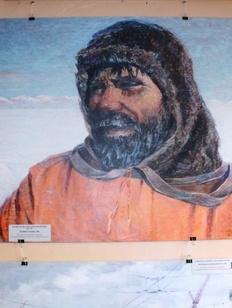 Картины о коренных народах Мурманской области отправятся в тур по исправительным колониям