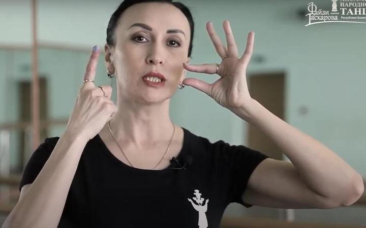 Артисты народного ансамбля научат всех желающих башкирскому танцу онлайн